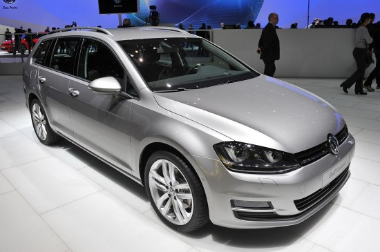 Golf 7 Variant 4motion
